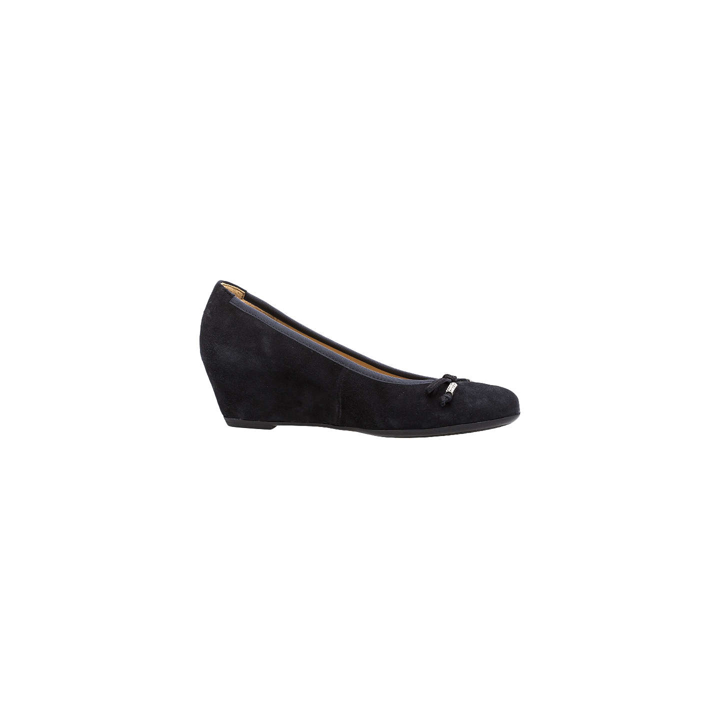 57a158b307a Gabor Alvin Concealed Wedge Heel Court Shoes at John Lewis