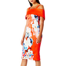 Buy Coast Immo Print Shift Dress, Multi Online at johnlewis.com