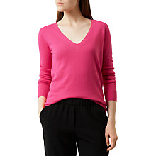 Buy Fenn Wright Manson Bella Jumper, Pink Online at johnlewis.com