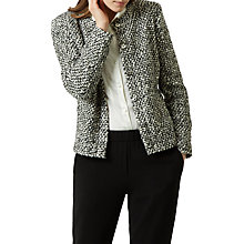 Buy Fenn Wright Manson Eliza Jacket, Black/White Online at johnlewis.com