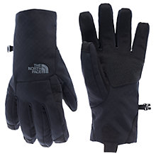 Buy The North Face Women's Apex Etip Gloves, Black Online at johnlewis.com