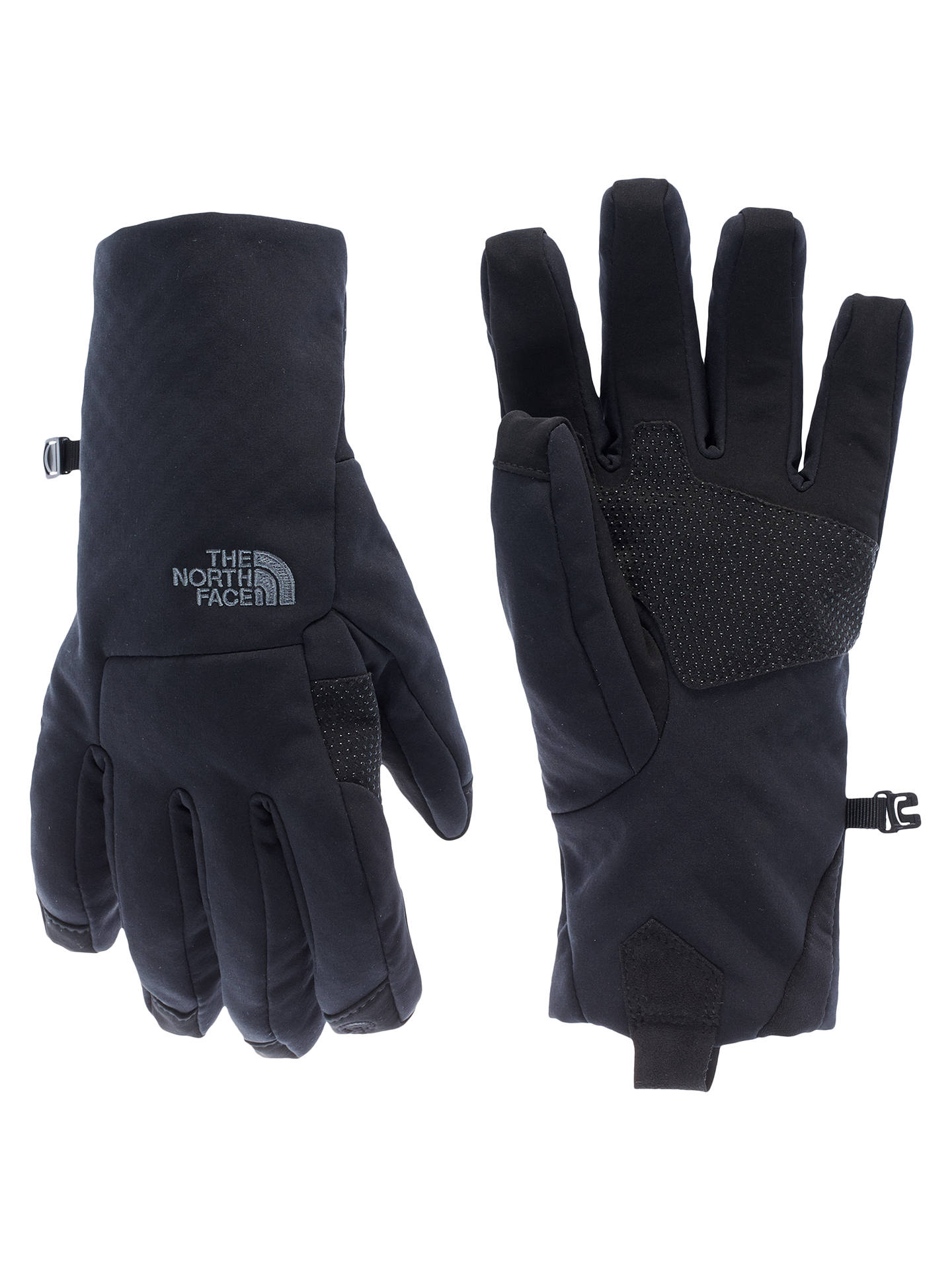 3dfe76da4 The North Face Women's Apex Etip Gloves, Black at John Lewis & Partners