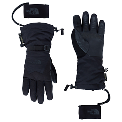 The North Face Montana Etip Women's GORE-TEX Ski Gloves, Black
