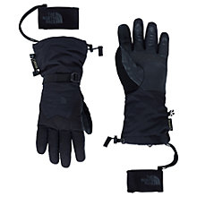 Buy The North Face Montana Etip Women's GORE-TEX Ski Gloves, Black Online at johnlewis.com