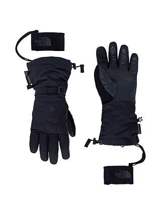 2ecac86f2 The North Face Montana Etip Women's GORE-TEX Ski Gloves, Black at ...