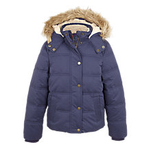 Buy Fat Face Girls' Ellie Coat Online at johnlewis.com