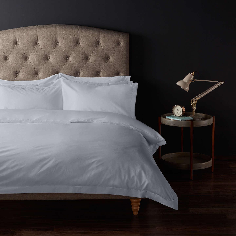 BuyJohn Lewis Soft U0026 Silky Egyptian Cotton 800 Thread Count Standard  Pillowcase, Cool Grey Online ...