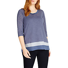 Buy Studio 8 Mandy Top, Blue Online at johnlewis.com