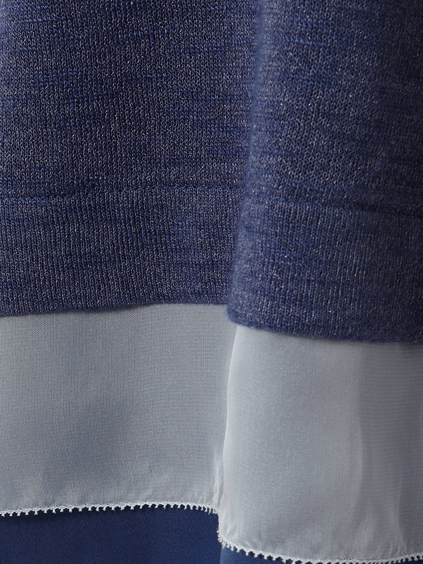 BuyStudio 8 Mandy Top, Blue, Blue, 12 Online at johnlewis.com