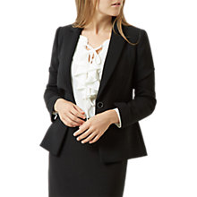Buy Fenn Wright Manson Petite Harper Jacket, Black Online at johnlewis.com