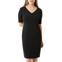 Buy Fenn Wright Manson Petite Harper Dress, Black Online at johnlewis.com
