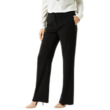 Buy Fenn Wright Manson Petite Harper Trouser, Black Online at johnlewis.com
