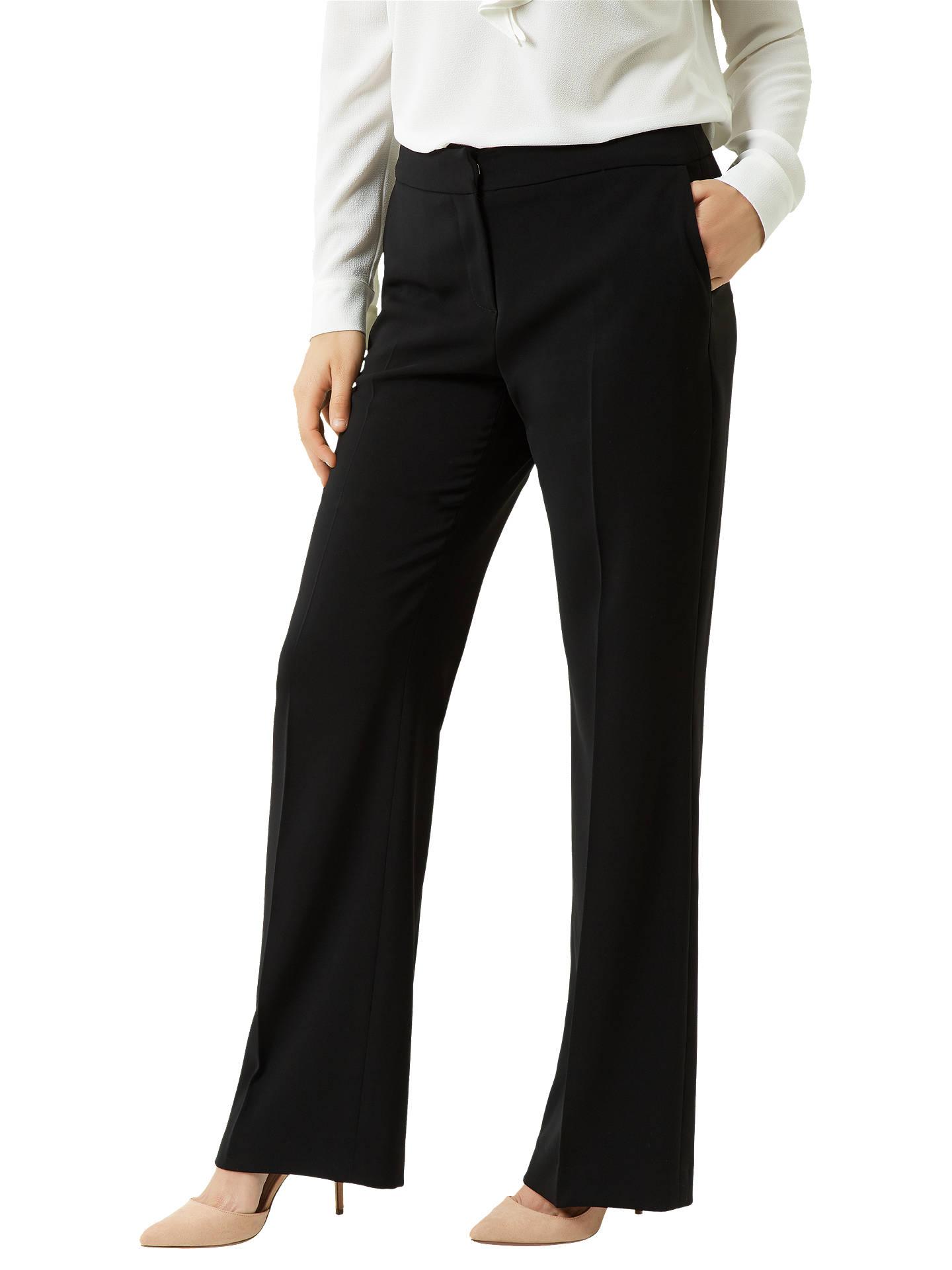 0e13edcf426e Buy Fenn Wright Manson Petite Harper Trouser, Black, 8 Online at  johnlewis.com ...