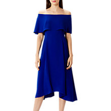 Buy Coast Brooke Bandeau Dress, Cobalt Blue Online at johnlewis.com