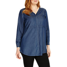 Buy Studio 8 Bradie Tunic, Denim Online at johnlewis.com