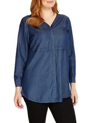 Studio 8 Bradie Tunic, Denim