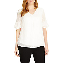 Buy Studio 8 Lisa-Marie Blouse, Ivory Online at johnlewis.com