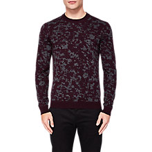 Buy Ted Baker Gelato Jacquard Jumper Online at johnlewis.com