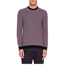 Buy Ted Baker Coftini Crew Neckline Jumper Online at johnlewis.com