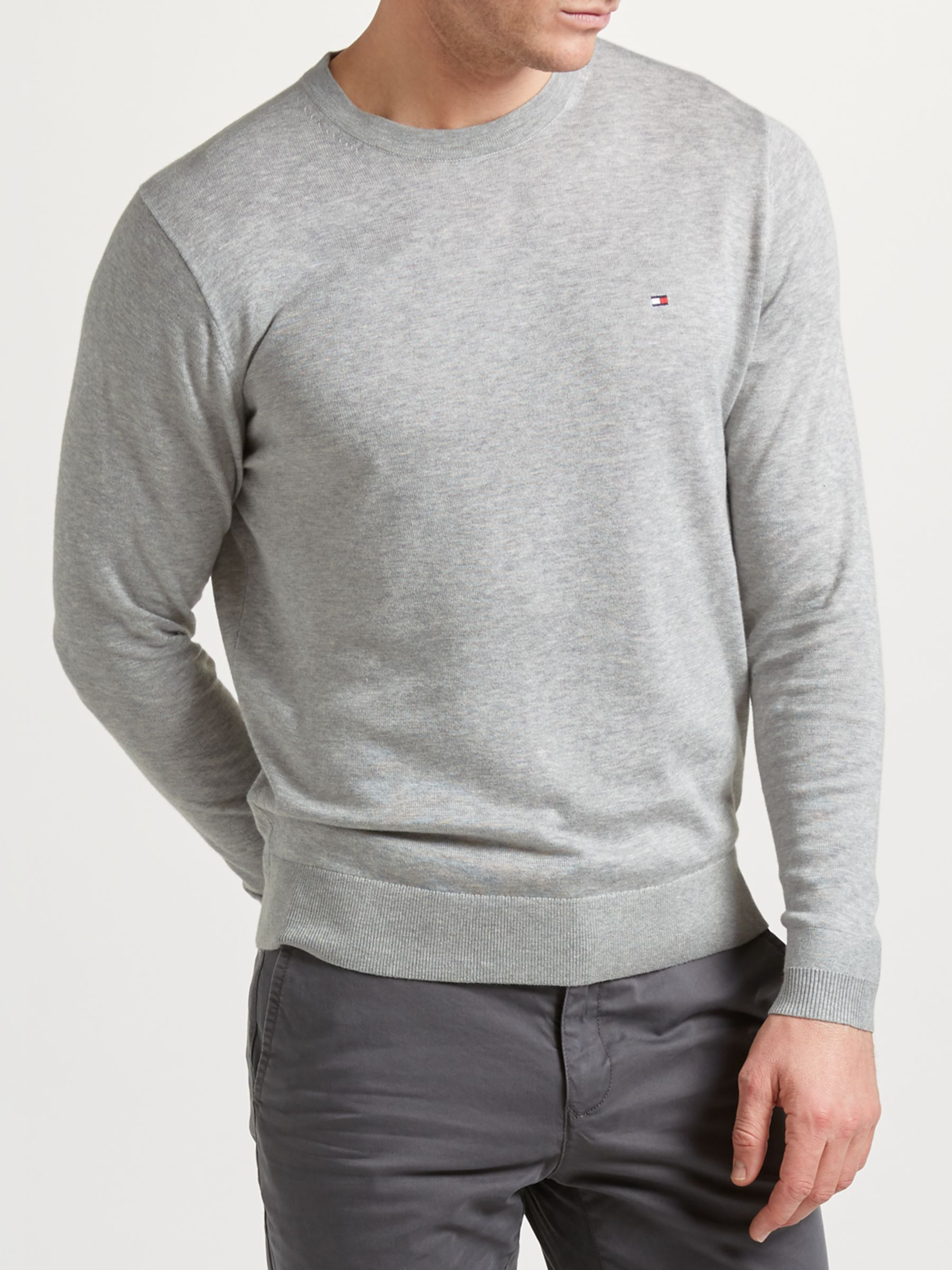 Tommy Hilfiger Tommy Hilfiger Cotton Silk Jumper