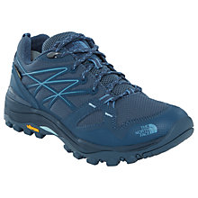 Buy The North Face Hedgehog Hike Gore-Tex Women's Hiking Boots, Blue Online at johnlewis.com