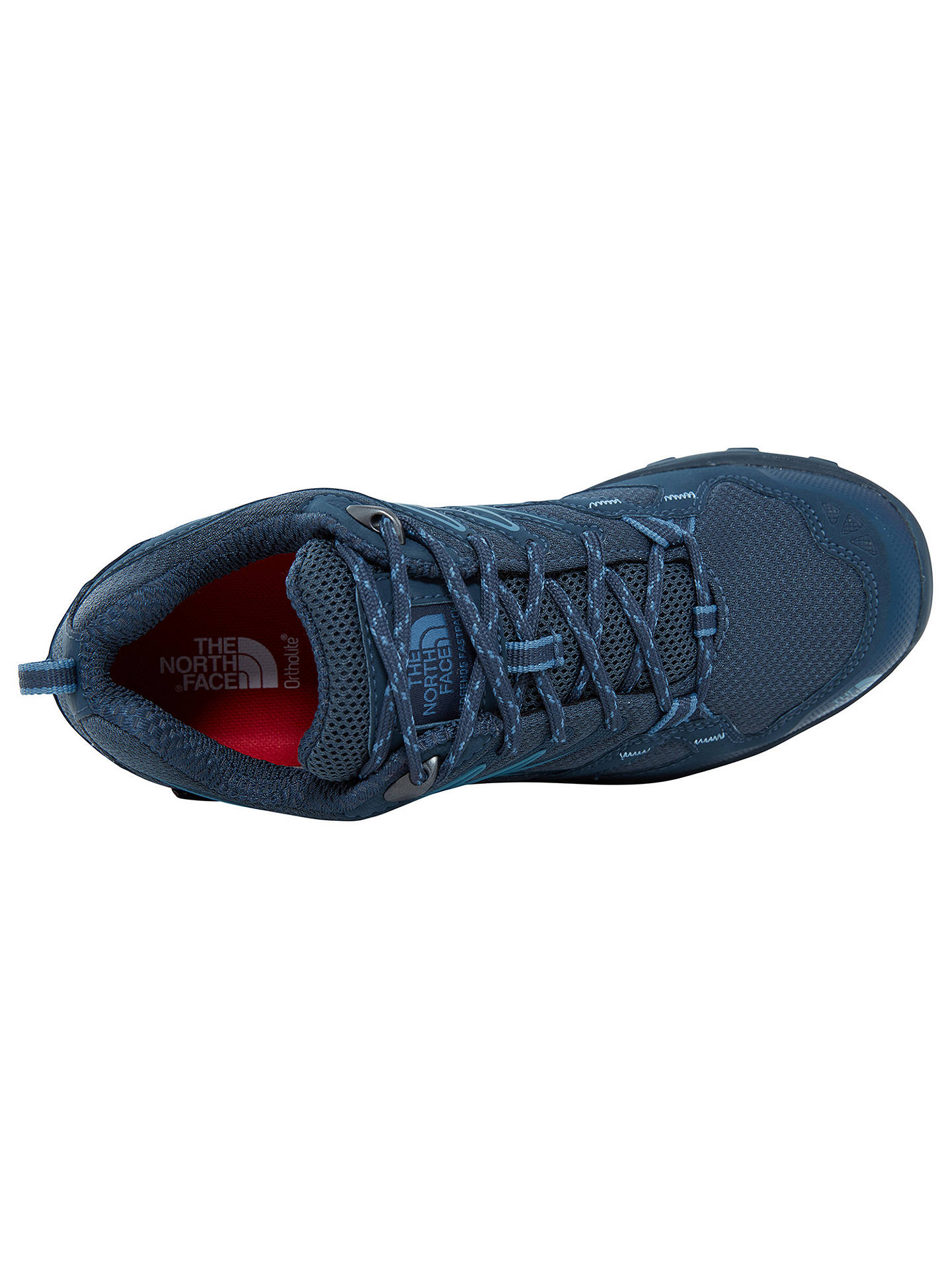 5576425b758 The North Face Hedgehog Hike Gore-Tex Women's Hiking Boots, Blue at ...