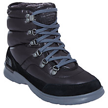 Buy The North Face Thermoball Lace 2 Women's Snow Boots, Black Online at johnlewis.com