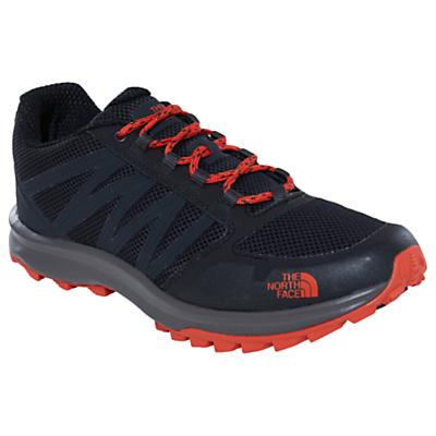 The North Face Litewave Fastpack Men's Hiking Shoes, Grey