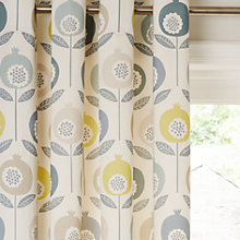 Buy Scion Pepino Lined Eyelet Curtains Online at johnlewis.com