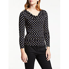 Buy Boden Kitty Cowl Neck Top Online at johnlewis.com