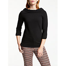 Buy Boden Sarah Ponte Top Online at johnlewis.com