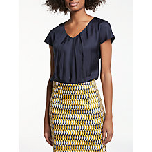Buy Boden Ravello Silk Blend Top Online at johnlewis.com