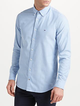 052ae77d Tommy Hilfiger | Men's Shirts | John Lewis & Partners