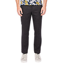 Buy Ted Baker Glentro Trousers, Charcoal Online at johnlewis.com