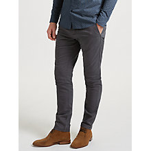 Buy Tommy Hilfiger Denton Original Straight Twill Trousers Online at johnlewis.com