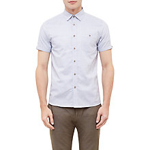 Buy Ted Baker Beya Short Sleeve Shirt Online at johnlewis.com