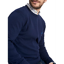 Buy Joules Spencer Crew Neck Jumper Online at johnlewis.com