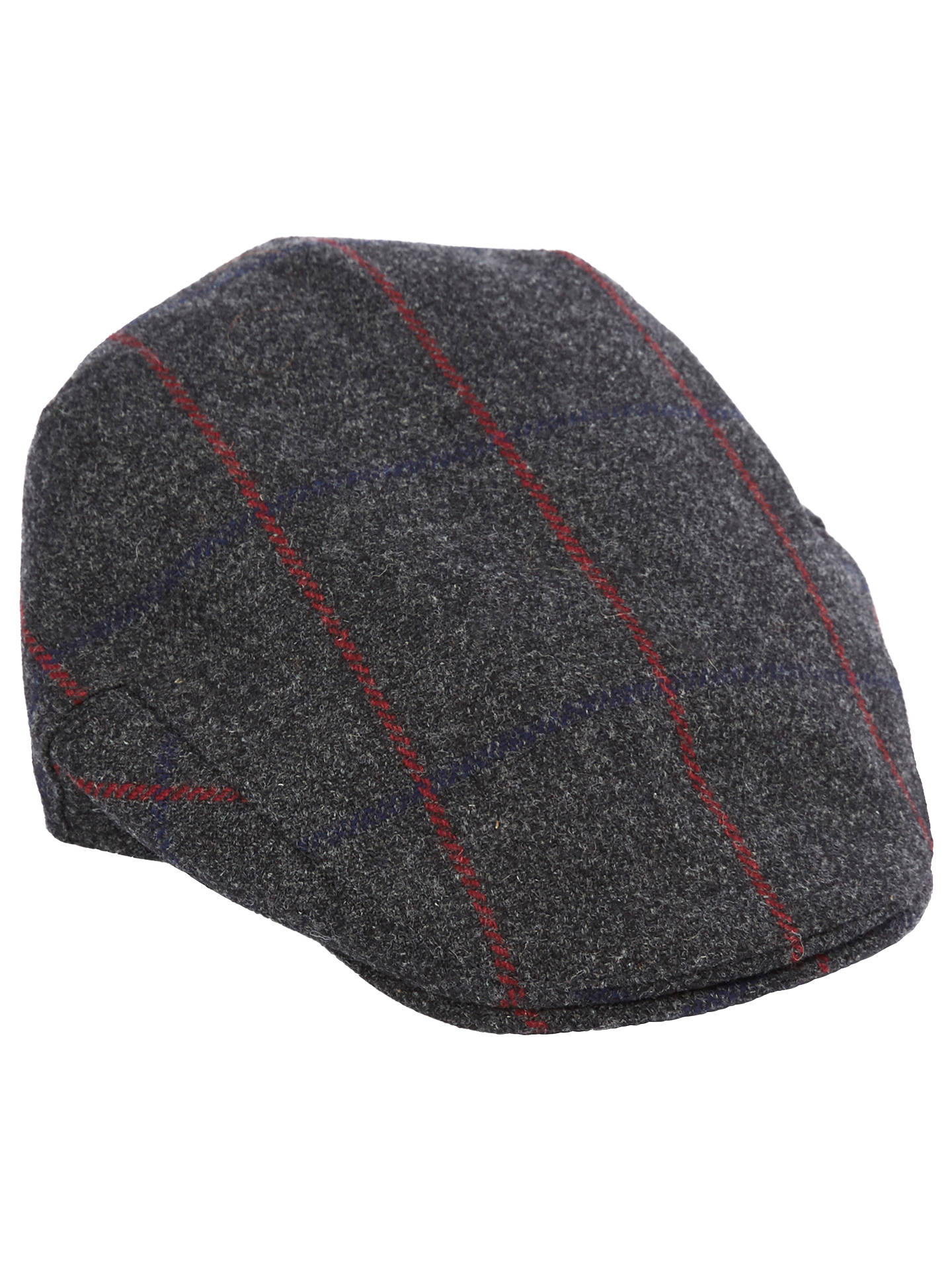 BuyChristys  Balmoral Wool Tweed Flat Cap 35d82b08a59e