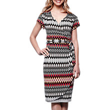 Buy Yumi Aztec Wrap Dress, Multi Online at johnlewis.com