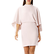 Buy Coast Blake Crepe Dress, Blush Online at johnlewis.com