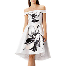 Buy Coast Victorie Print Dress Online at johnlewis.com