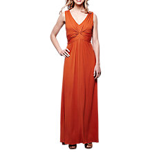 Buy Yumi Ruched Long Dress Online at johnlewis.com