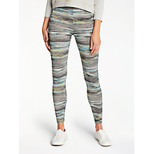 Buy Thought Mori Leggings, Strata Stripe Online at johnlewis.com