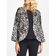 Buy Thought Floral Print Kimono Jacket, Blooms Online at johnlewis.com