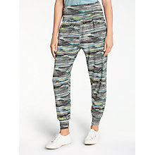 Buy Thought Dashka Relaxed Trousers, Strata Stripe Online at johnlewis.com