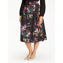 Buy Thought Vermeer Printed Skirt, Multi Online at johnlewis.com
