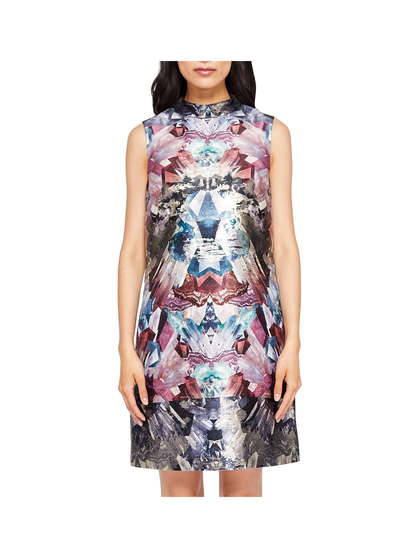 bab60225d01a2 Buy Ted Baker Heidy Mirrored Minerals Tunic Dress
