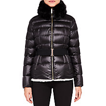 Buy Ted Baker Junnie Quilted Down Filled Jacket Online at johnlewis.com