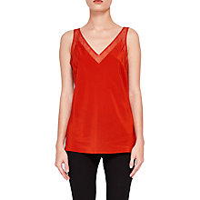 Buy Ted Baker Leiaa Silk Cami Online at johnlewis.com