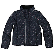 Buy Polarn O. Pyret Children's Padded Coat, Grey Online at johnlewis.com